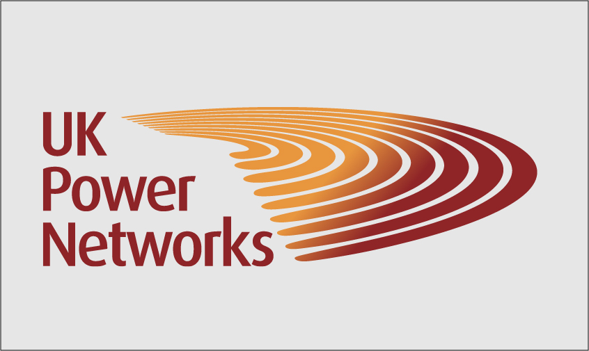 UK power networks logo design