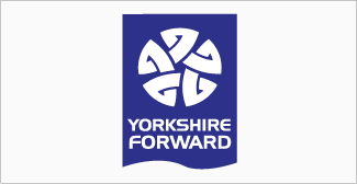 Our clients, Yorkshire forward business logo